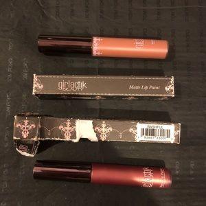 Girlactik Matte Lip Paint Liquid Lipsticks